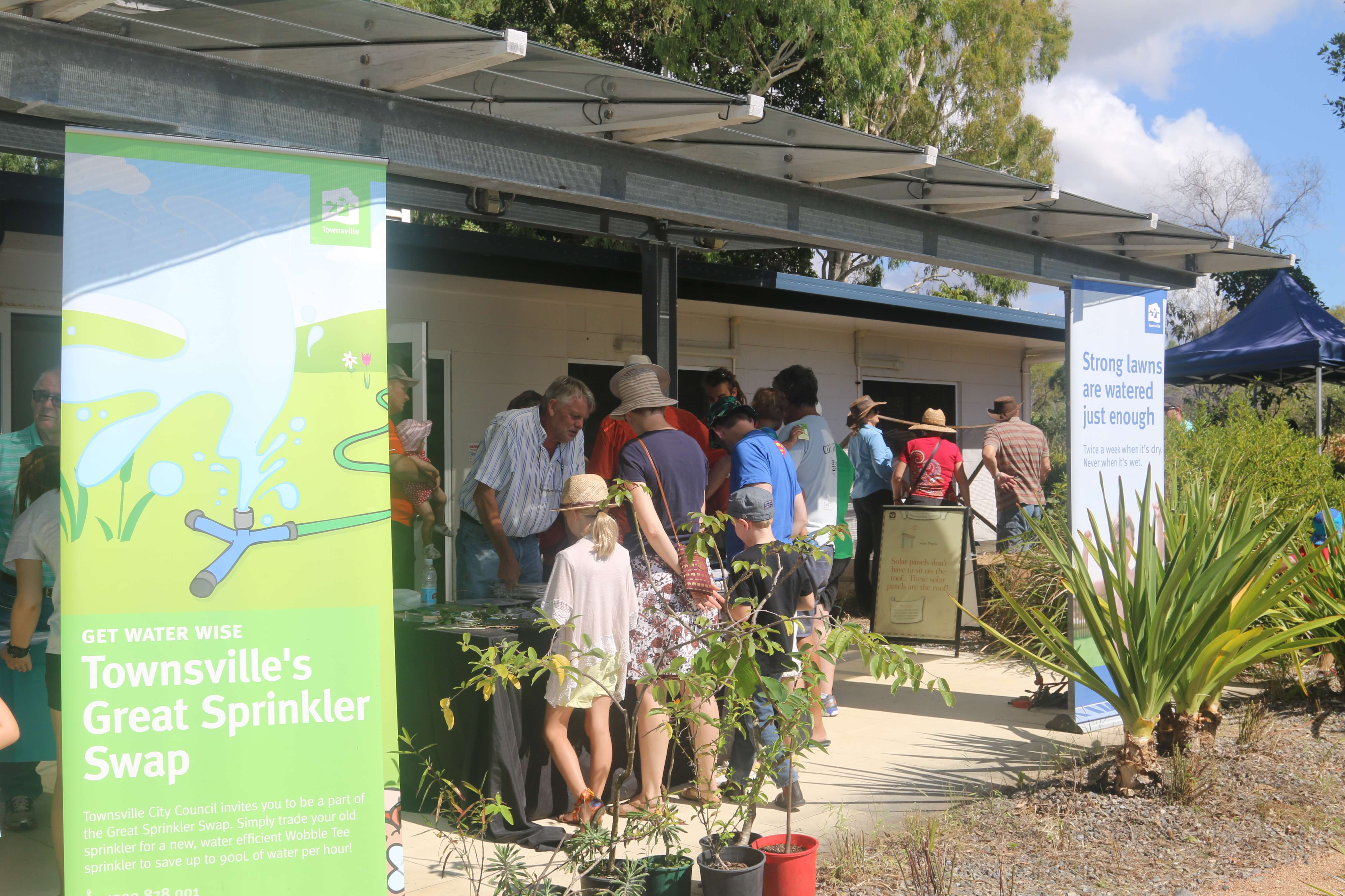 Rowes Bay Sustainability Centre