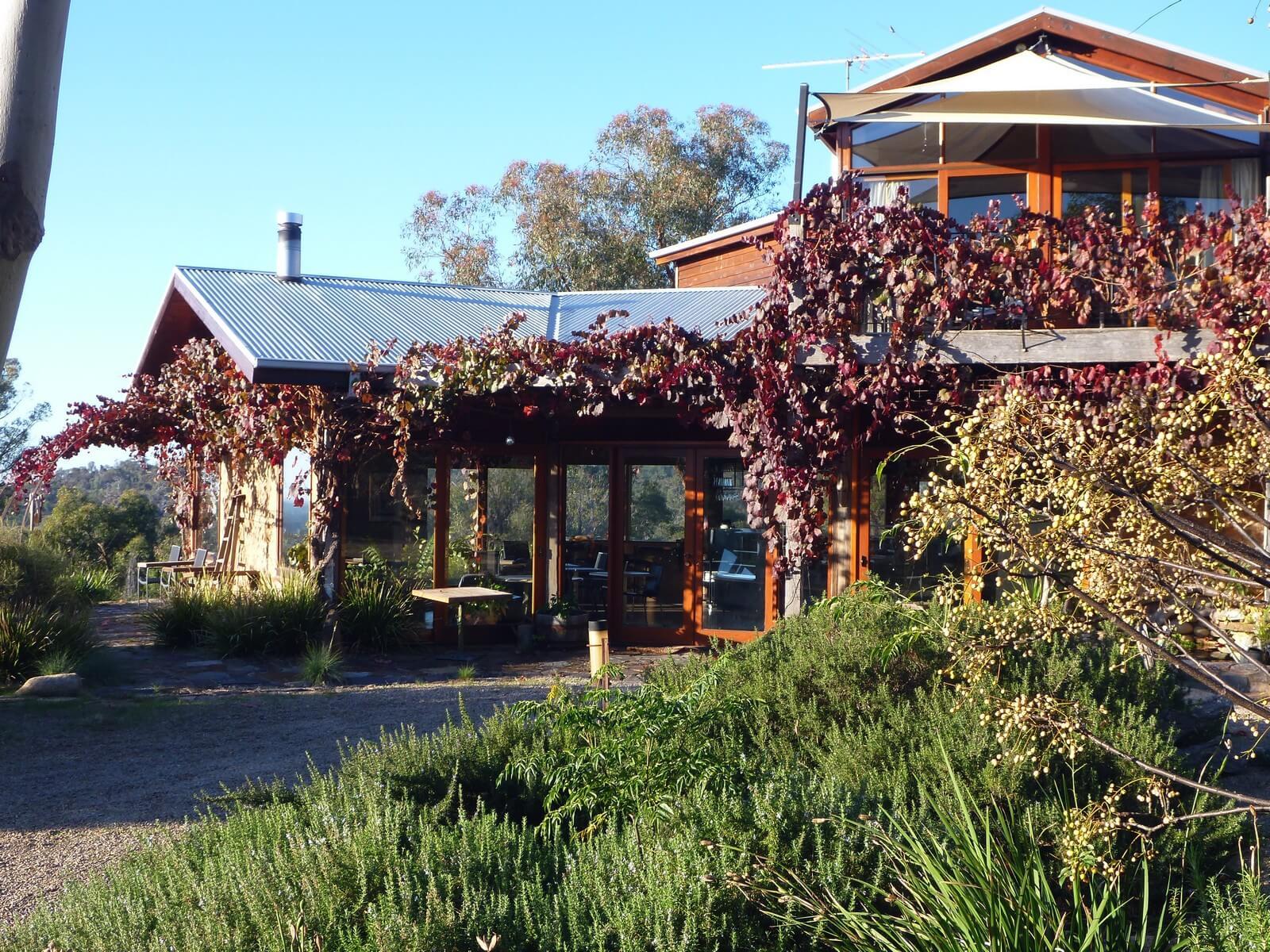 Granite Garden's House