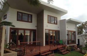 Bicton Solar Passive Studio House