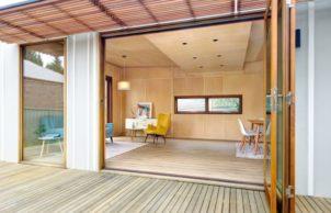 Prefabricated Folding House