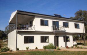 Wangaratta New Sustainable Build