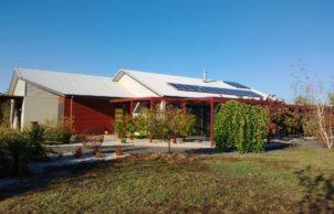 Murmungee Passive Solar House