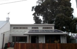 Leichhardt knock down rebuild new house
