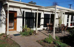 Flexible Family Backyard House