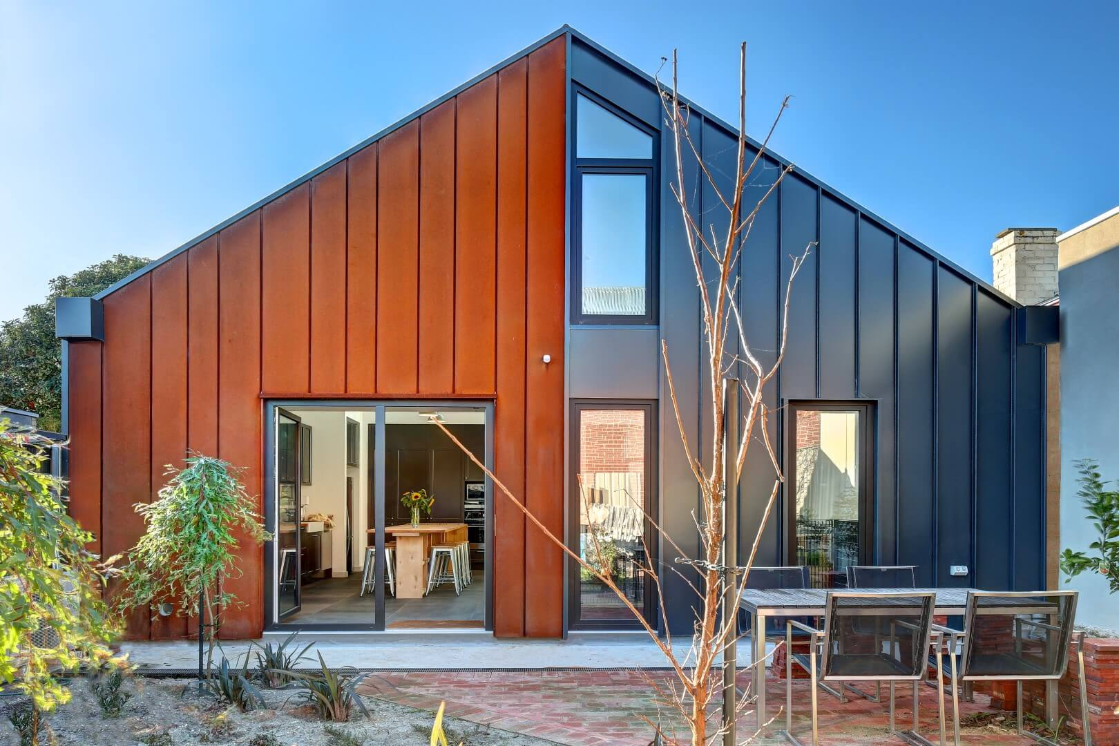 8 2 Star Cottage with Contemporary Addition - Sustainable House Day