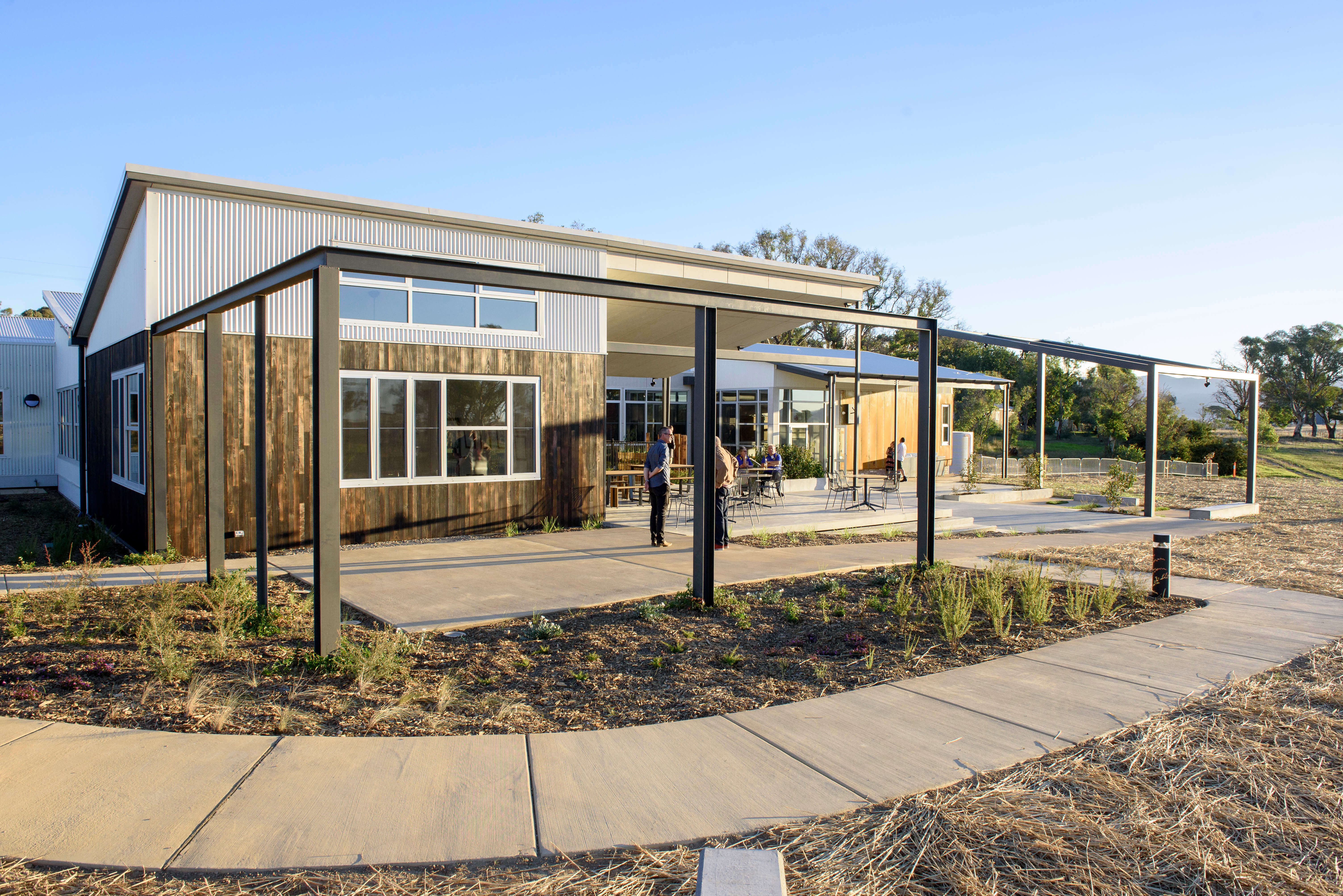 The Link Building – Ginninderry