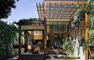 Garden Room House