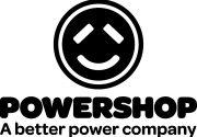 Powershop_Logo_Tagline_Stack_RGB bw