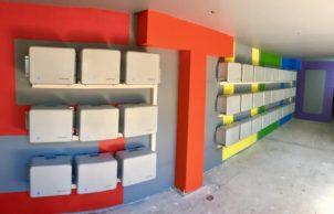 Stucco Co-operative – Solar + Storage in multi-unit apartment housing