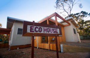Eco House - Mildura Eco Village