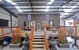 iCUE Homes Warung