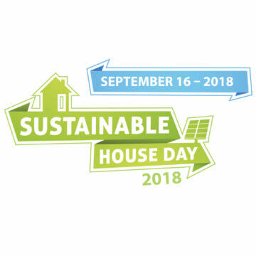 Sustainable House Day - Nationwide