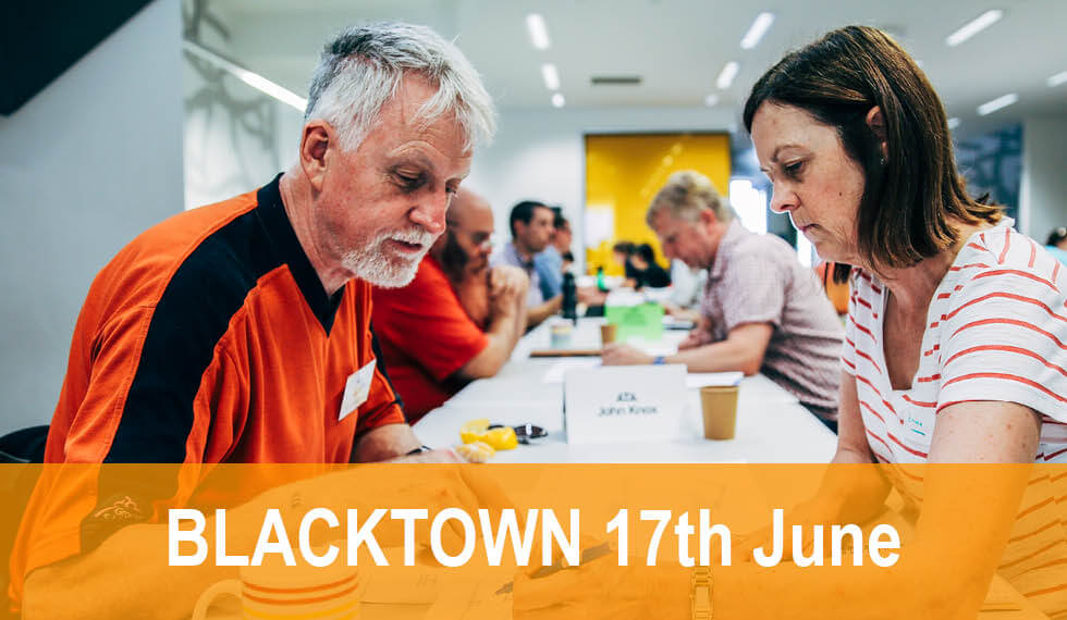 Speed Date a Sustainability Expert - Blacktown (NSW)