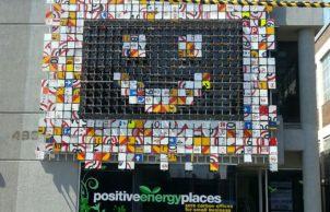 Positive Energy Places