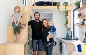 Brisbane Tiny Houses – Linx Model