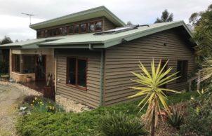 Lockhart Rammed Earth House