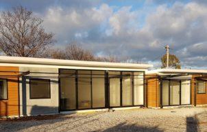 E Cubed Eco Modular House