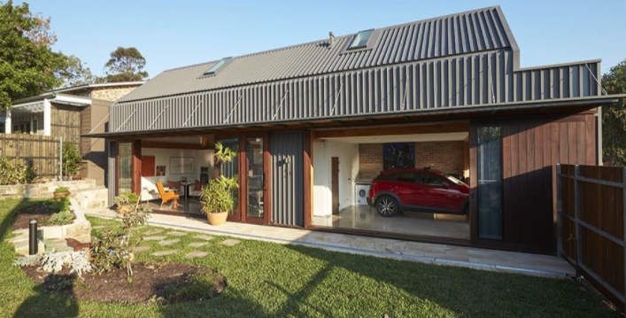 The Shed – Eco Granny Flat