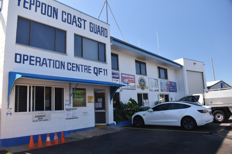 Coast Guard Yeppoon