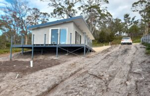 Primrose Sands Solar Passive House