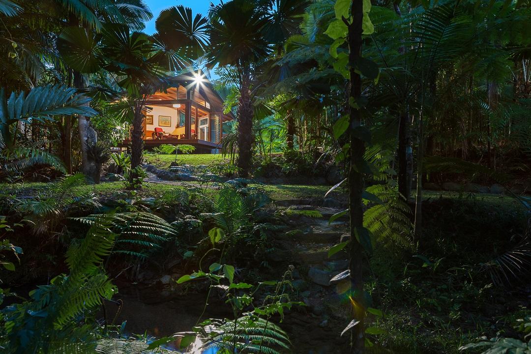 Tropical Pavilions