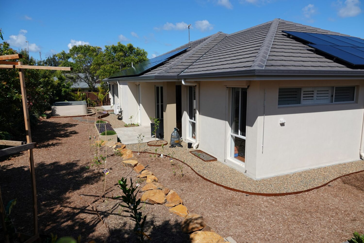 Robs Lennox Head Project Home All Electric Retrofit