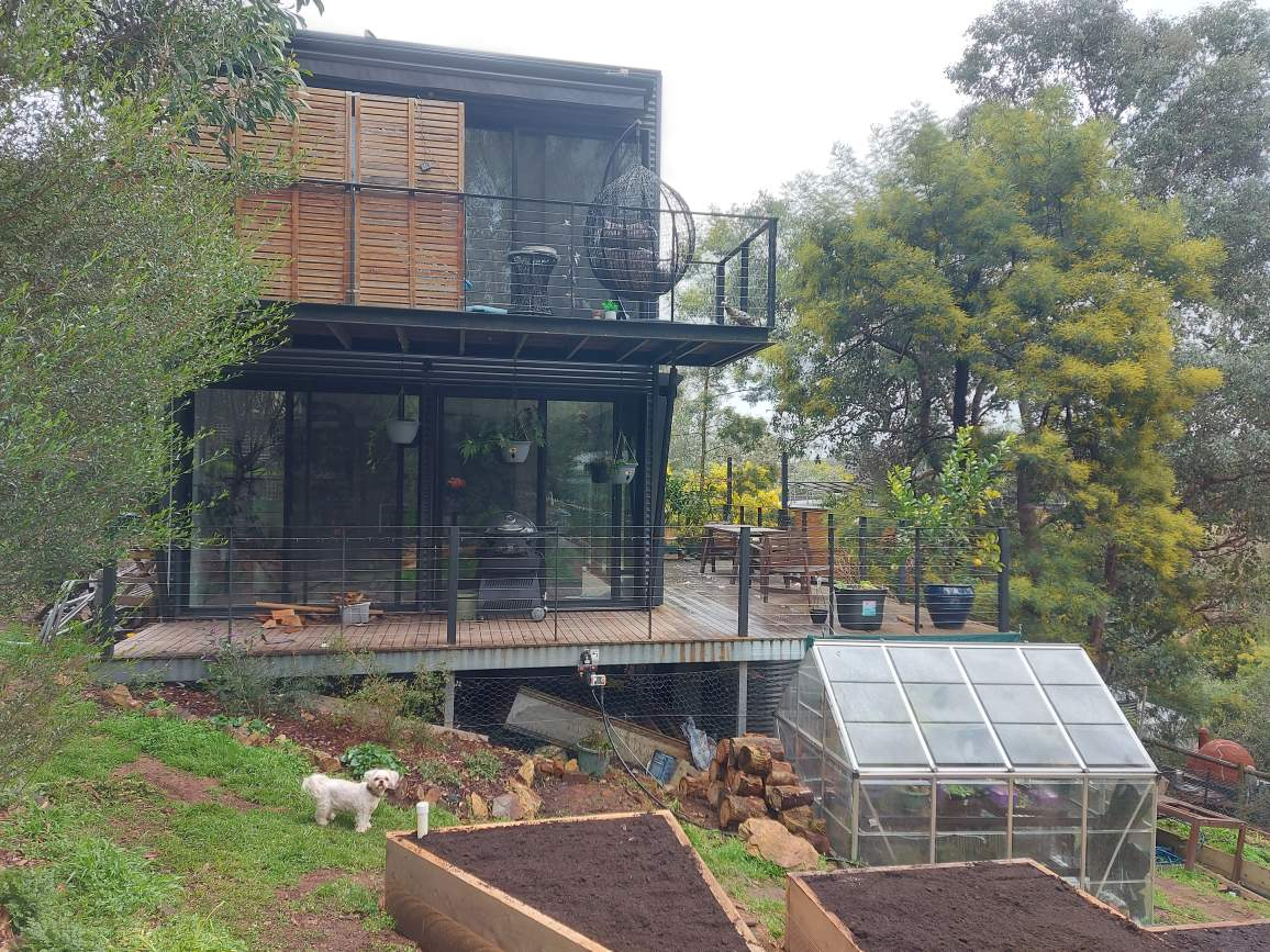 Lynnbrae Shipping Container Home